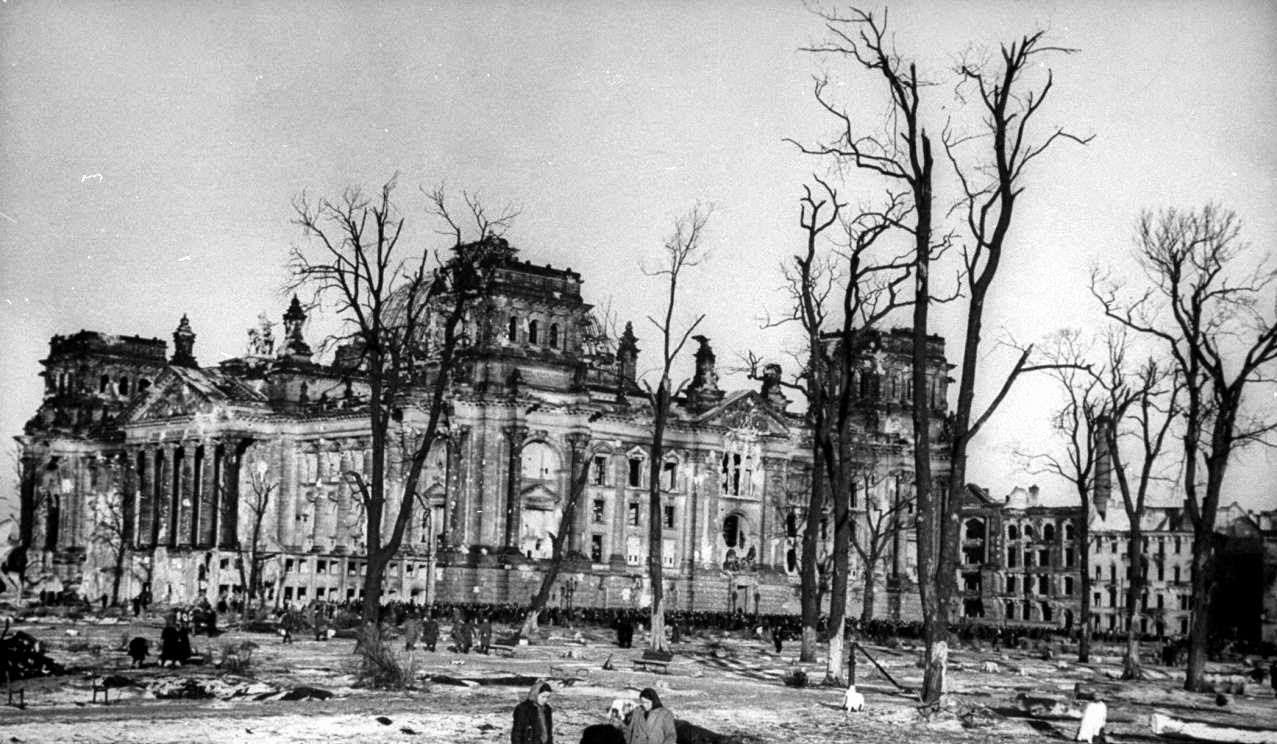 Opinion 1940 1945 berlin diary vintage