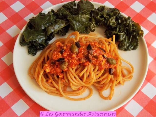 Comment faire une sauce rapide pour spaghettis ?