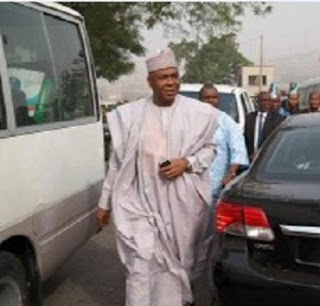 saraki on the move