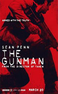 Sinopsis Film The Gunman (2015)