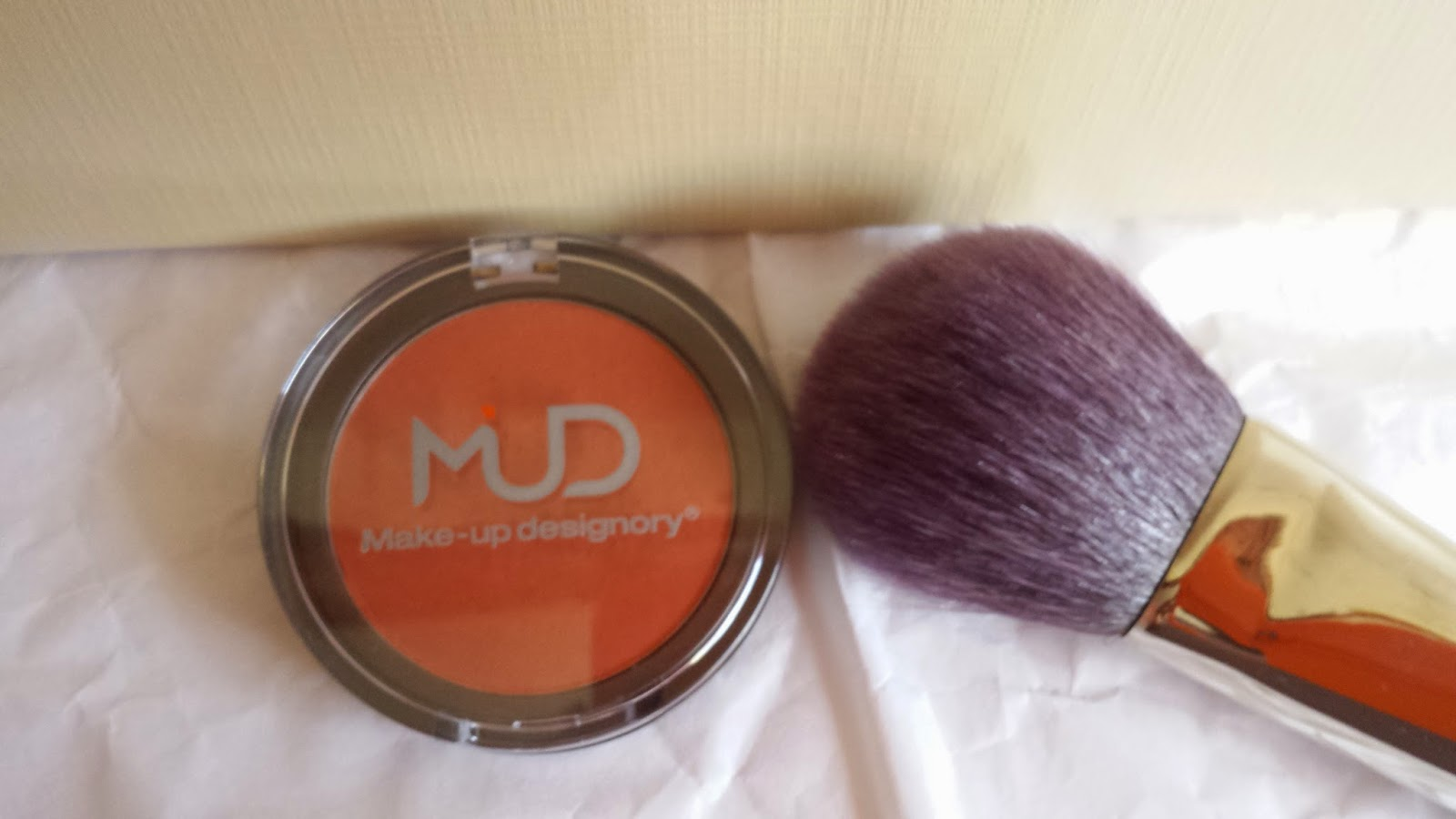 Make-Up Designory Cheek Color 'Pumpkin' - www.modenmakeup.com