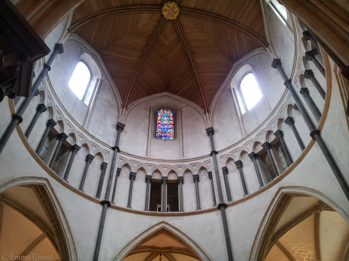 Must do in London Visit Temple Church, London