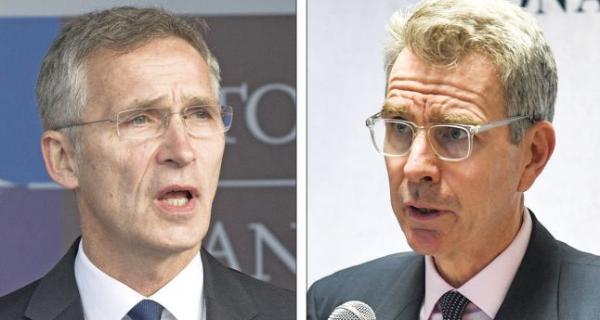 Διάλογος με τις ΗΠΑ και αίτημα στο ΝΑΤΟ