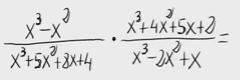 8.Producto de fracciones algebraicas 1