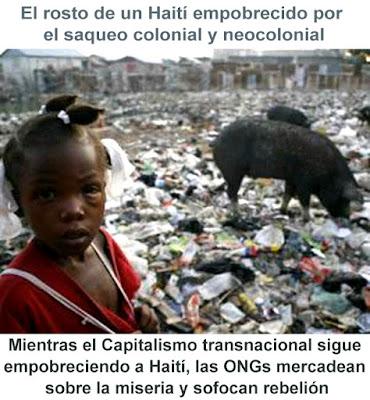 De ONGs y orgías: cuando caen máscaras, causa espanto el rostro del capitalismo