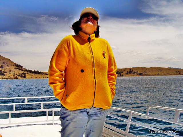 Lago Titicaca, Bolívia