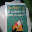Successful Blogging Tips by Dana Sibilsky--Book review