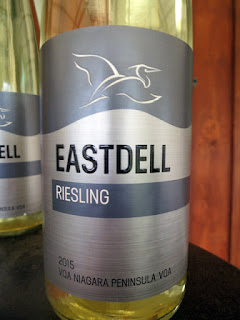 EastDell Riesling 2015 (87 pts)