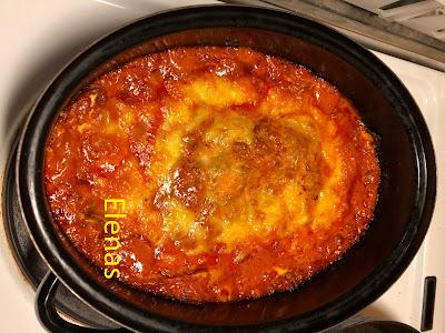 Lasagne utan Béchamelsås