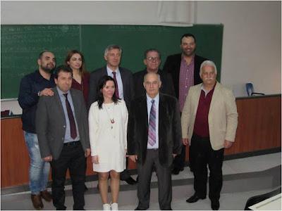 Ανάδειξη Νέου Διοικητικού Συμβουλίου της Πανελλήνιας Ομοσπονδίας Συλλογών Σαρακατσαναίων