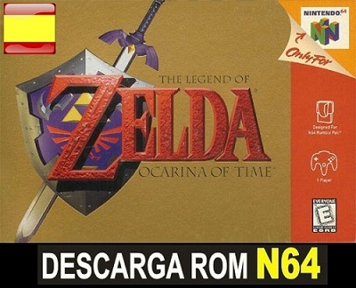 Legend of Zelda - Ocarina of Time ROMs Nintendo64 Español