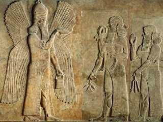 10 Bukti Eksistensi Alien Pada Kebudayaan Kuno, anunnaki