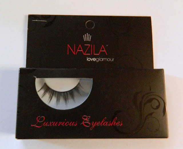 nazila luxurious false eyelashes