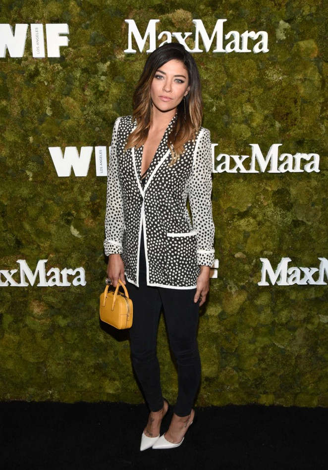 Jessica Szohr – Max Mara Women In Film Face Of The Future Award Event in West Hollywood