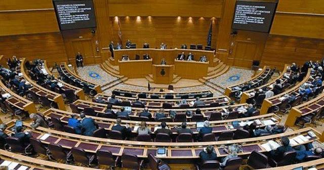 Política. Cortes Generales. XII Legislatura. Febrero, 2017 (II)