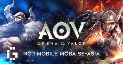 Download Garena Arena of Valor (AOV) v1.23.1.2 Mod Apk (Enemy Visible on MAP)