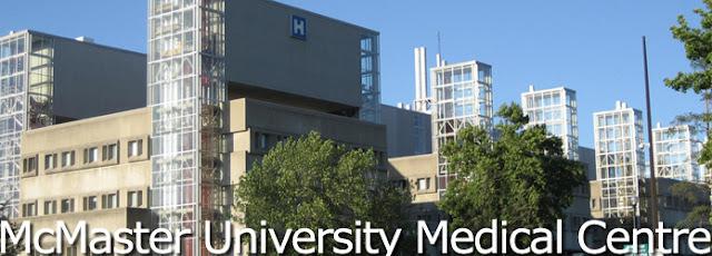 McMaster University in Hamilton, Ontario.