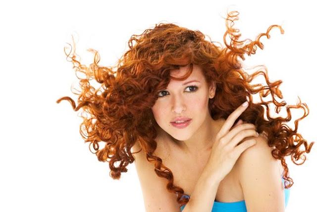 Oxidação do cabelo