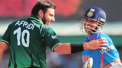 Sachin Reply To Afridi On Kashmir
