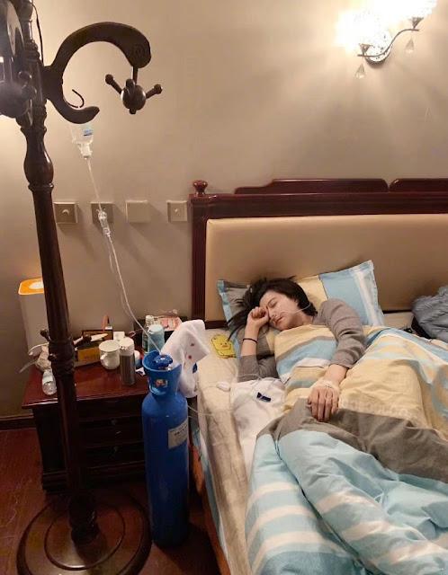 Fan Bingbing charity work Tibet