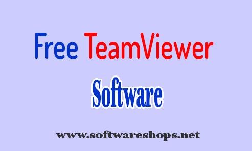 free teamviewer software
