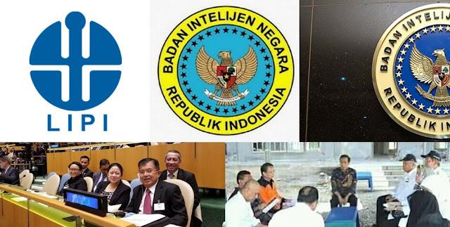 "BIN, LIPI, BAIS (Indonesia) Sedang Bekerja Keras untuk ""Gagalkan Internasionalisasi Papua"""