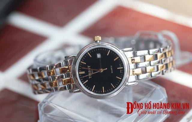 đồng hồ nữ dây inox giá rẻ dưới 2 triệu Tissot