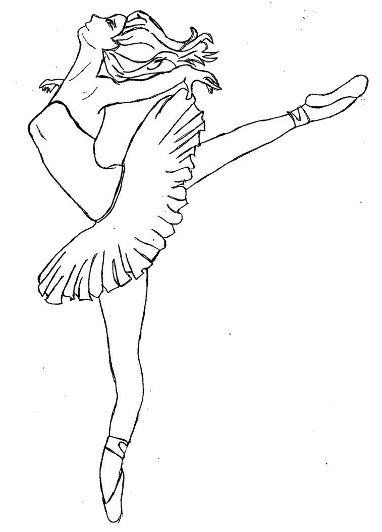 Angelina Ballerina Coloring Pages | 1056x757