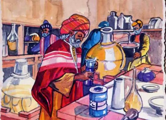 Bapak Kimia Modern: Jabir Ibnu Hayyan dan kontribusinya pada dunia