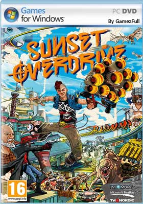 Sunset Overdrive PC [Full] Español [MEGA]