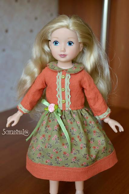 Игровые куклы для девочек, Джолина Балерина