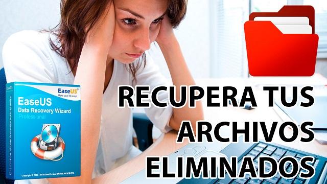 Cómo Recuperar los Archivos Borrados