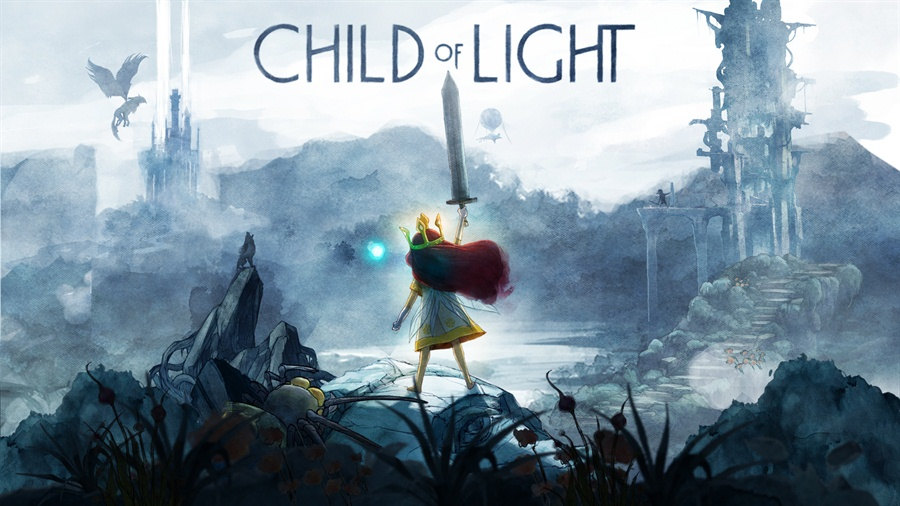 Child of Light Free Download Poster