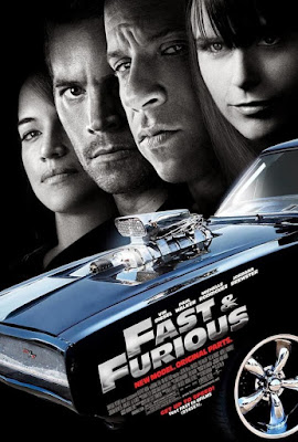 Fast And Furious 4 (Fast And Furious) 2009 DVD R1 NTSC Latino