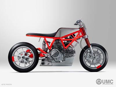 "Ducati ""HyperScrambler"" by Untitled Motorcycles"