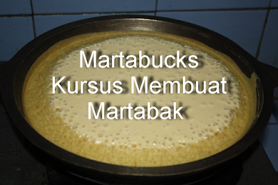 Martabucks - Kursus Membuat Martabak