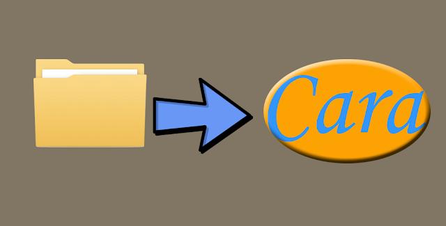 Cara Gampang Merubah Icon Folder