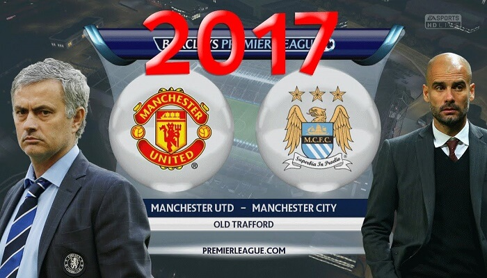 Partido Manchester United vs Manchester City ONLINE