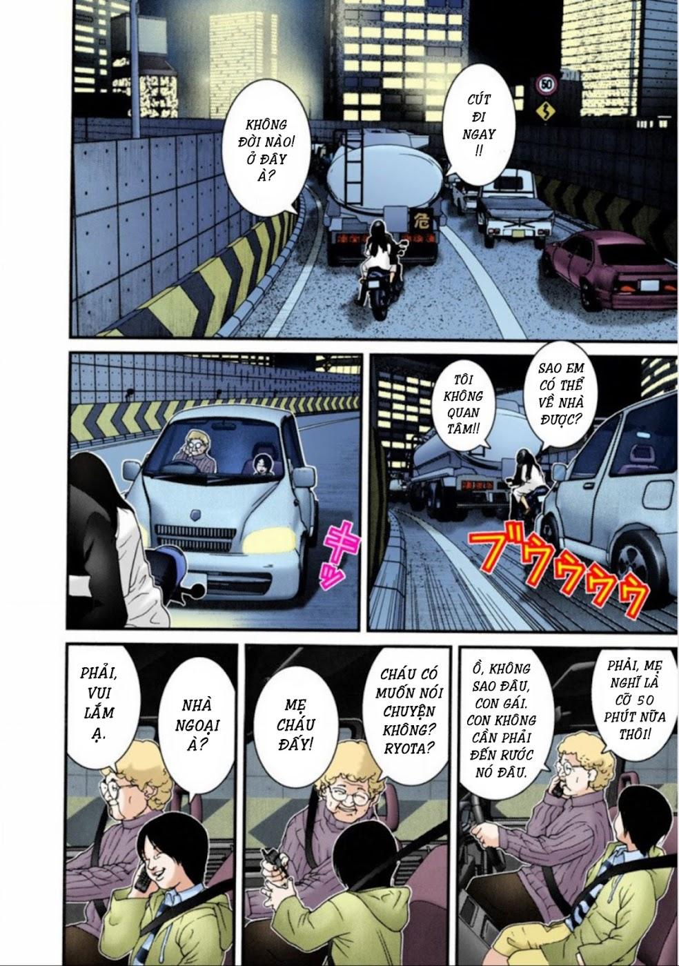 Gantz Chap 30: Con đường biến mất trang 14