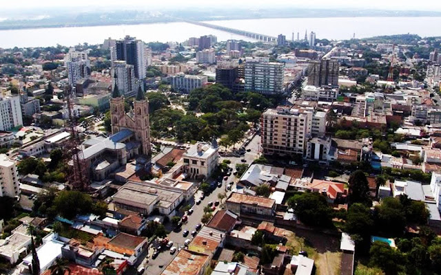 Centro de Uruguaiana – RS