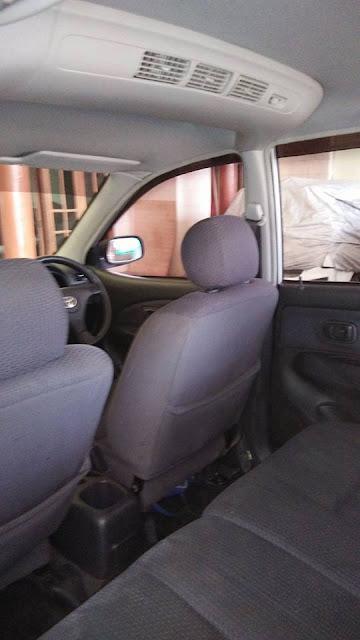 Toyota Avanza G tahun 2004 bekas surabaya