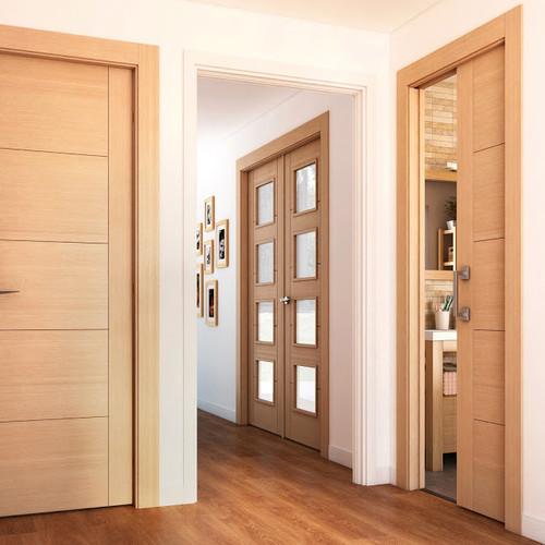 Portas interiores da Leroy Merlin  Decorao e Ideias