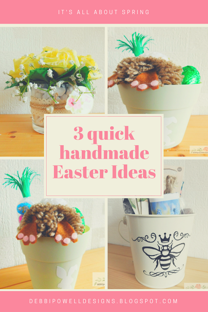 3 quick handmade Easter gift ideas