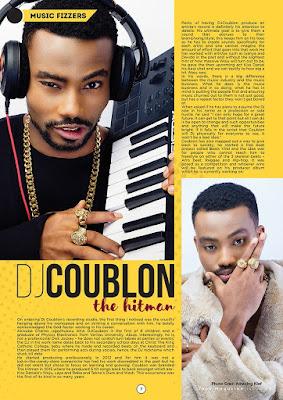 Adekunle Gold, BOJ & Aramide Are Cover Stars For Tush Magazine Newest Edition