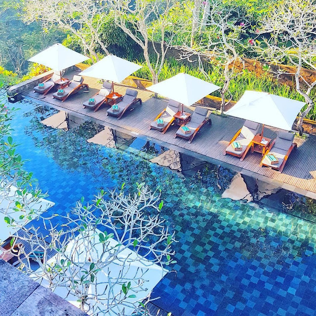 Maya Ubud & Spa, Luxury Hotel With Beautiful Sight of River Valley and Rice Terraces