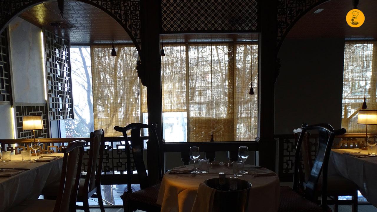 Caf saigon cocina indochina en un ambiente colonialista - Restaurante indochina madrid ...