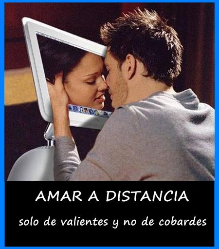 Imagenes De Amor A Distancia Imagenes Con Frases De Amor