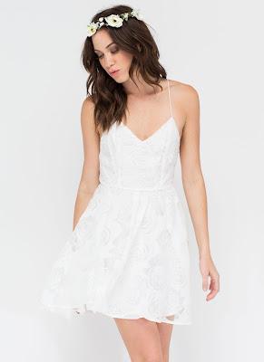 vestidos cortos de noche elegantes