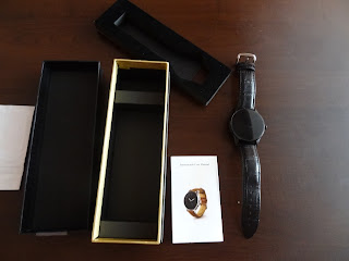 My new smartwatch - K88H