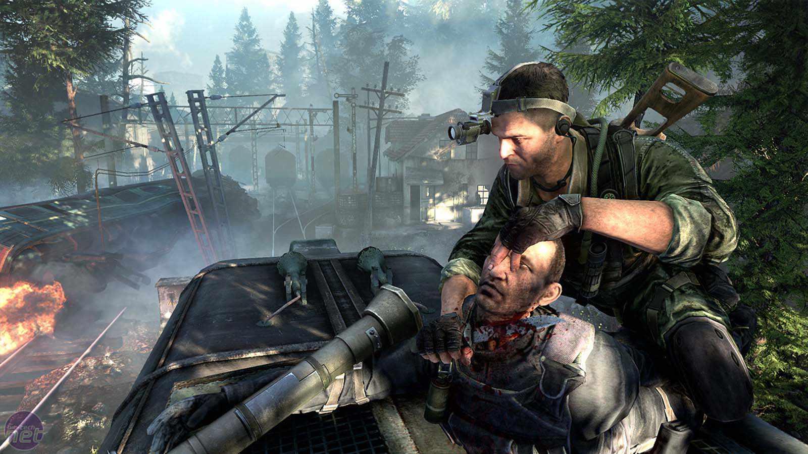 تحميل لعبة Sniper Ghost Warrior 2 مضغوطة كاملة بروابط مباشرة مجانا
